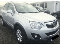 Opel Antara 2.2L 2014 SUV Diesel